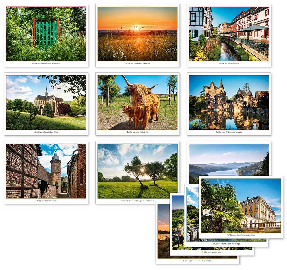 Postkartenaktion Sommer 2021